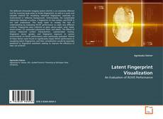 Latent Fingerprint Visualization kitap kapağı