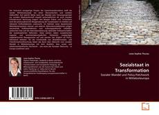 Bookcover of Sozialstaat in Transformation
