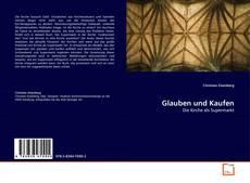Glauben und Kaufen kitap kapağı