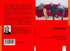 Portada del libro de Schlafcafé