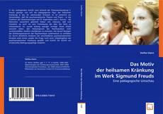 Bookcover of Das Motiv der heilsamen Kränkung im Werk Sigmund Freuds