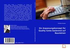 Обложка Ein Anpassungskonzept für Quality Gates basierend auf Bausteinen