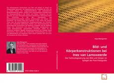 Buchcover von Bild- und Körperkonstruktionen bei Inez van Lamsweerde
