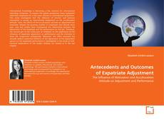 Bookcover of Antecedents and Outcomes of Expatriate Adjustment