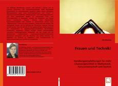 Buchcover von Frauen und Technik!