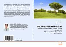 Bookcover of E-Government Framework