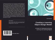 Bookcover of Creating a Learning Object Design Model