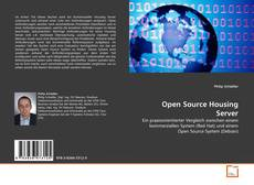 Bookcover of Open Source Housing Server