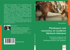 Bookcover of Pferdesport und -tourismus im Landkreis Märkisch-Oderland