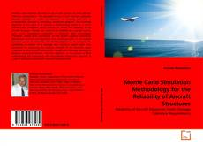 Buchcover von Monte Carlo Simulation Methodology for the Reliability of Aircraft Structures