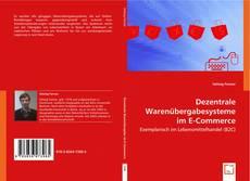 Bookcover of Dezentrale Warenübergabesysteme im E-Commerce