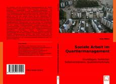 Buchcover von Soziale Arbeit im Quartiermanagement
