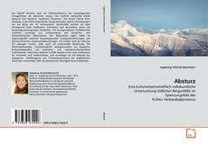 Bookcover of Absturz