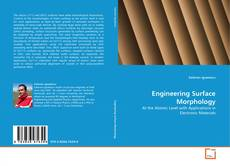 Couverture de Engineering Surface Morphology