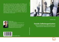 Bookcover of Soziale Selbstorganisation