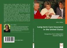 Bookcover of Long-term Care Insurance in the United States