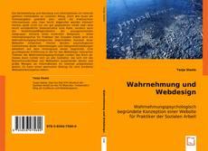 Buchcover von Wahrnehmung und Webdesign