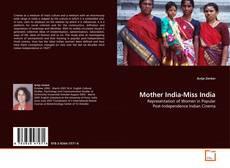 Couverture de Mother India-Miss India