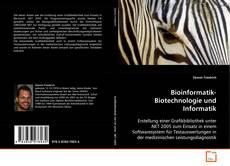 Bookcover of Bioinformatik-Biotechnologie und Informatik