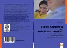Borítókép a  Soziale Kompetenz und Personenwahrnehmung - hoz
