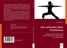 Das verfluchte Wort Feminismus的封面