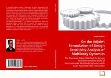 Bookcover of On the Adjoint Formulation of Design Sensitivity Analysis of Multibody Dynamics
