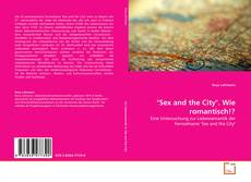 "Bookcover of ""Sex and the City"". Wie romantisch!?"