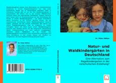 Buchcover von Natur- und Waldkindergärten in Deutschland