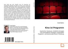 Bookcover of Kino ist Programm
