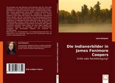 Die Indianerbilder in James Fenimore Coopers Leatherstocking Tales的封面