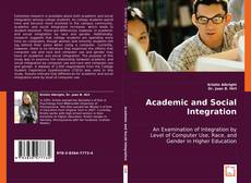 Portada del libro de Academic and Social Integration
