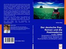 Borítókép a  Der deutsche Pop-Roman und die Postmoderne seit 1990 - hoz