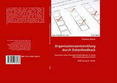 Copertina di Organisationsentwicklung durch Datenfeedback