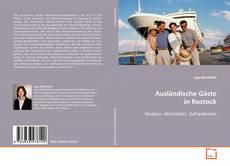 Bookcover of Ausländische Gäste in Rostock