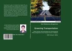 Bookcover of Greening Transportation