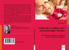 Обложка Solidarität im Alltag nicht konventioneller Familien