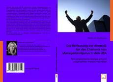 Borítókép a  Die Bedeutung der Rhetorik für das Charisma von Managementgurus in den USA - hoz