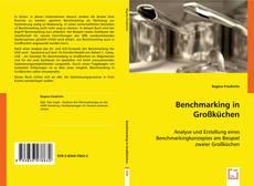 Bookcover of Benchmarking in Großküchen