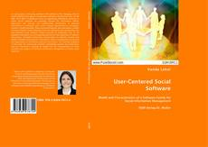 Bookcover of User-Centered Social Software