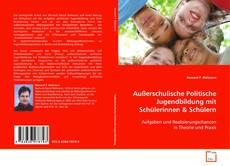 Bookcover of Außerschulische Politische Jugendbildung mit Schülerinnen