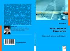 Procurement Excellence kitap kapağı