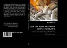 Ethik und Public Relations in der Pharmaindustrie kitap kapağı