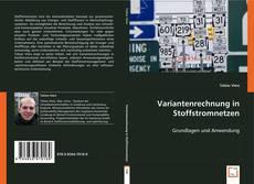 Capa do livro de Variantenrechnung in Stoffstromnetzen
