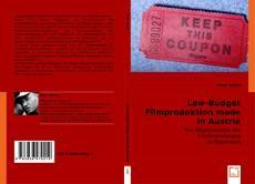 Buchcover von Low-Budget Filmproduktion made in Austria