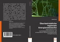 Buchcover von Überbetriebliche regionale Energienetzwerke