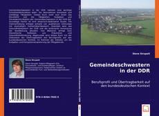 Buchcover von Gemeindeschwestern in der DDR