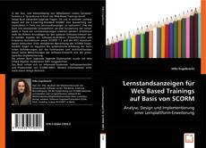 Portada del libro de Lernstandsanzeigen für Web Based Trainings auf Basis von SCORM
