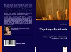 Bookcover of Wage Inequality in Russia