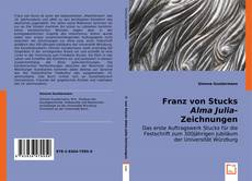 "Bookcover of Franz von Stucks ""Alma Julia""-Zeichnungen"