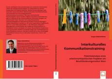 Capa do livro de Interkulturelles Kommunikationstraining